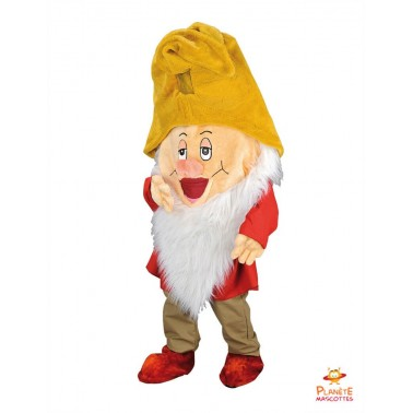 Sleeper 7 Dwarfs Mascot