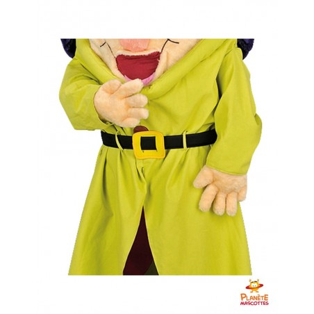 Planete-mascottes.com offers the best quality of professional adult mascot costumes in France and respecting the EU standards.  sc 1 st  Planète Mascottes & Mascot 7 Dwarfs Dopey costume Mascot adult costumes Professional ...