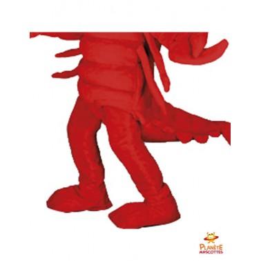 Pantalon mascotte langoustine