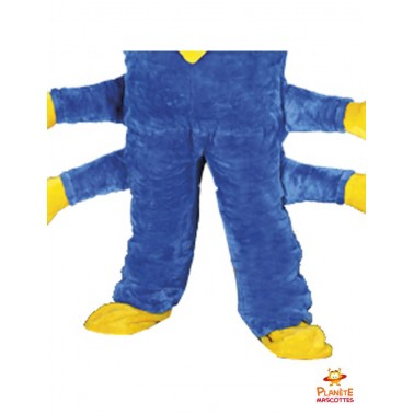 Pantalon mascotte mille-pattes