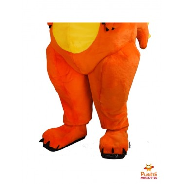 Pantalon mascotte costume dragon