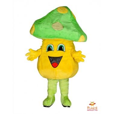 Pilz Maskottchen Kostüm