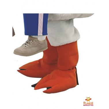 Pantalon mascotte à dos de cigogne