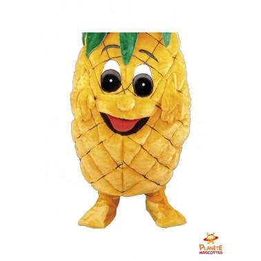 Costume mascotte ananas