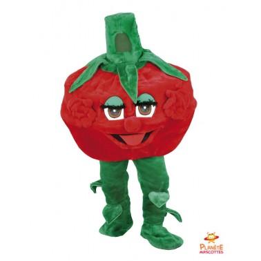 Costume mascotte de Framboise