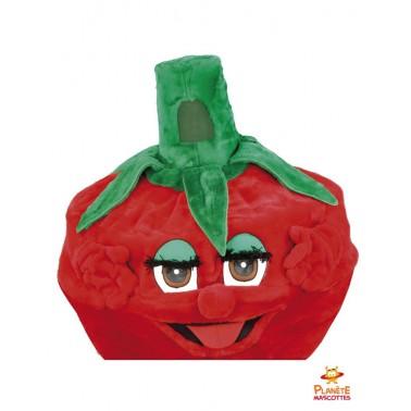Mascotte de fraise