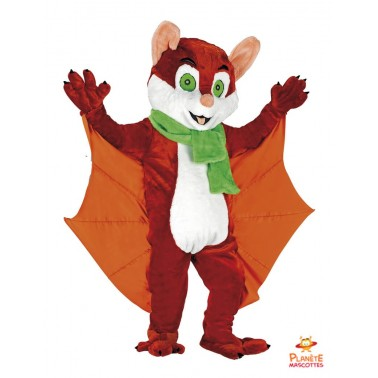 Disfraz de murciélago Planète Mascottes