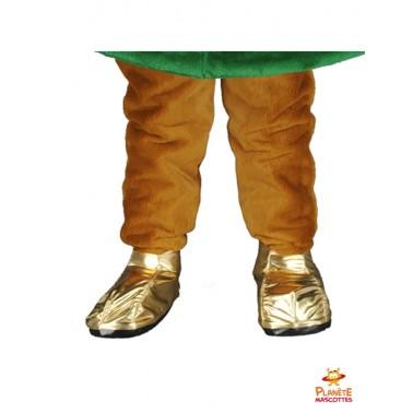 Pantalon costume sapin de Noël
