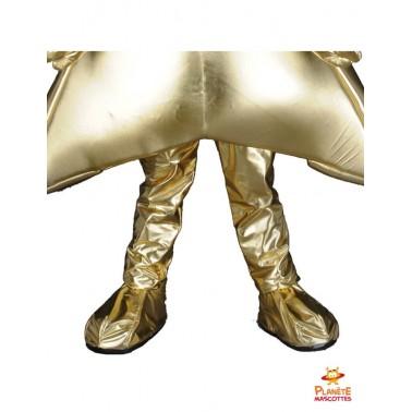 Pantalon mascotte costume d'étoile