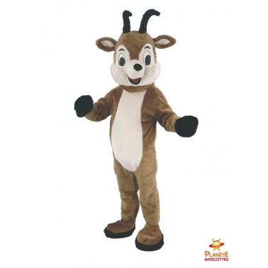 Chamois Mascot costume