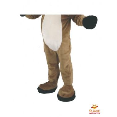 Pantalon mascotte de chamois