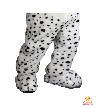 Pantalon mascotte dalmatien