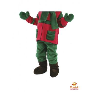 Pantalon costume renne de Noël
