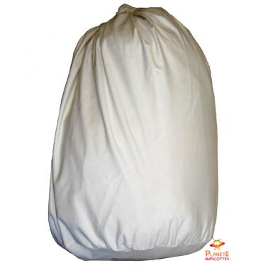 Mascotte : sac de rangement