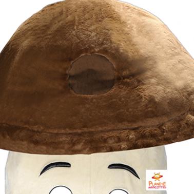Chapeau champignon Planète Mascottes