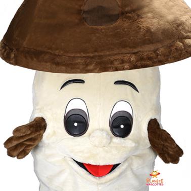 Mascotte champignon