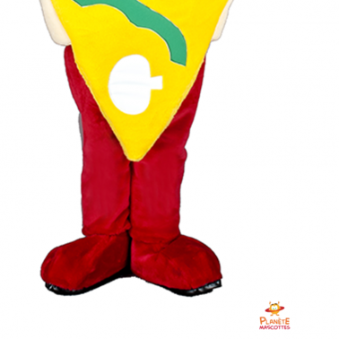 Pantalon mascotte pizza Planète Mascottes