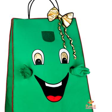 Face mascotte shopping