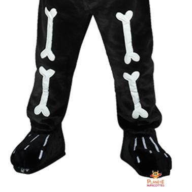 Bas squelette Planète Mascottes