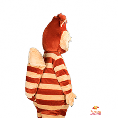 Profil mascotte chat Planète Mascottes