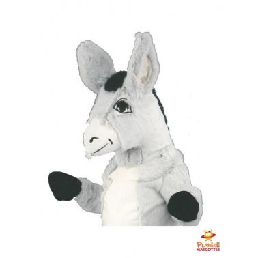 Costume mascotte d'âne