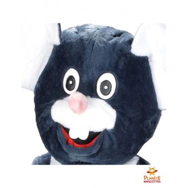 Tête mascotte souris costume