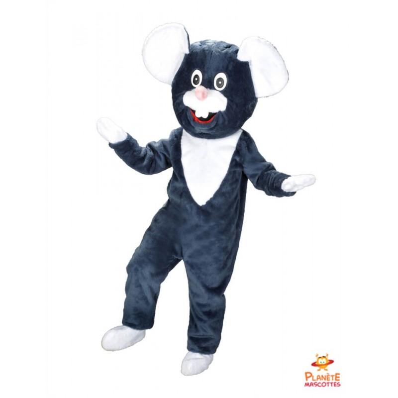 Mouse Mascot costume.  sc 1 st  Planète Mascottes & Mouse mascot costume Deluxe mouse halloween mascot Mascot and costumes