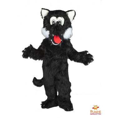 Mascota del lobo