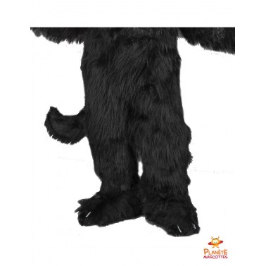 Jambes mascotte loup Planète Mascottes