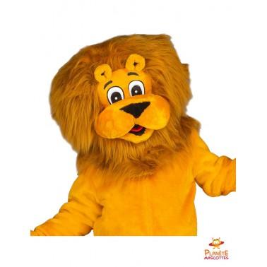 Lion mascotte