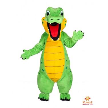 Mascotte alligator Planète Mascottes
