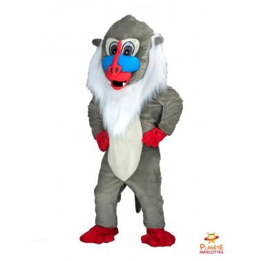 Mascotte singe