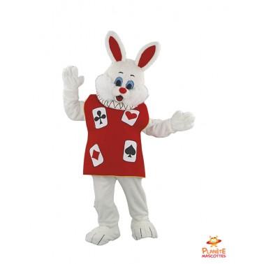 Las Vegas Rabbit Mascot...