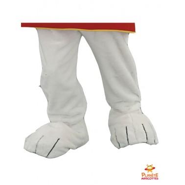 Pantalon costume lapin Las Vegas