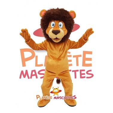 High-end lion mascot costume