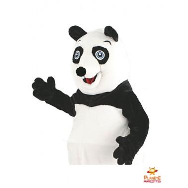 Costume mascotte de panda