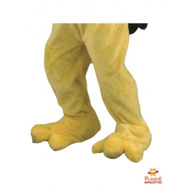 Pantalon mascotte chien bulldog
