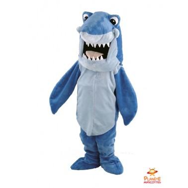 Costume mascotte de Requin