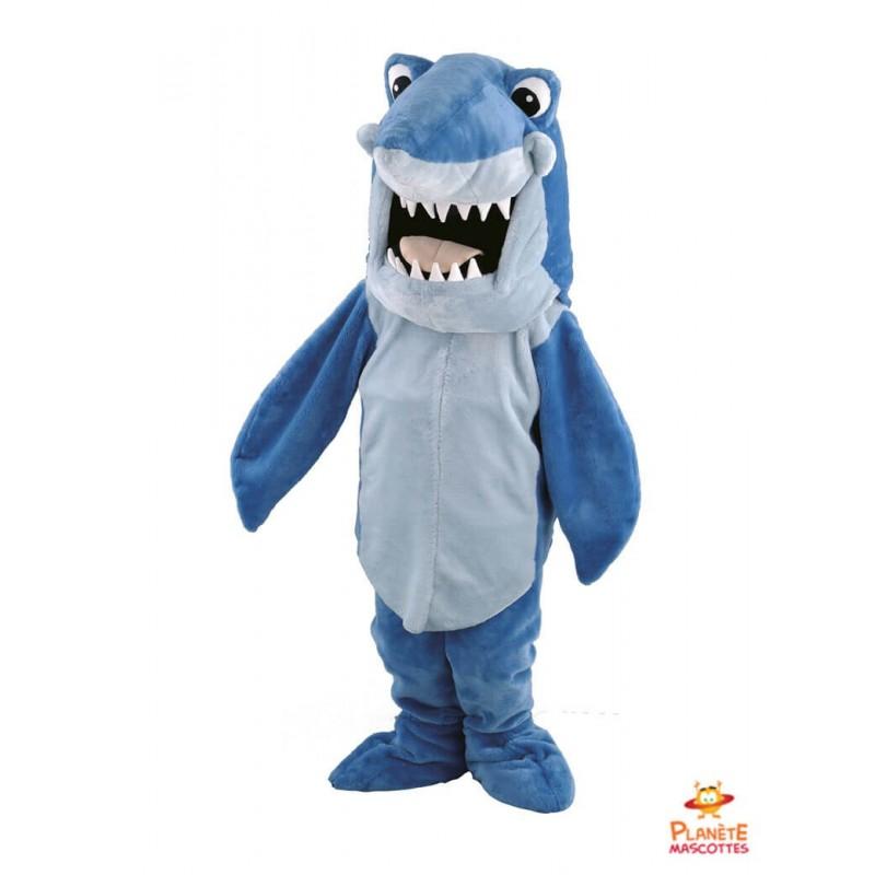 Mascotte requin Planète Mascottes