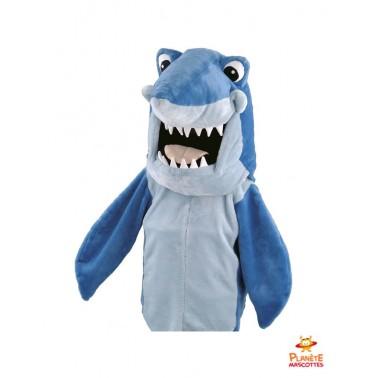 Costume mascotte requin