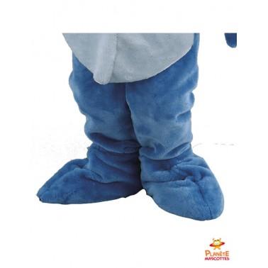 Pantalon mascotte de requin