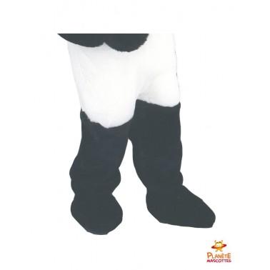 Pantalon mascotte de panda
