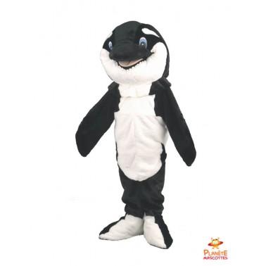 Costume mascotte d'Orque