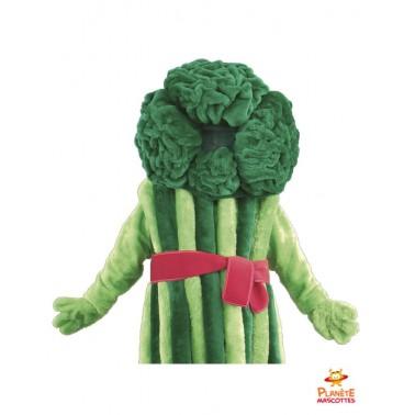 Mascotte de brocoli