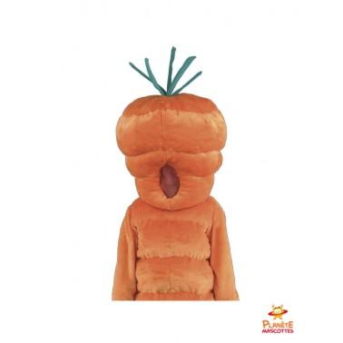 Mascotte de carotte