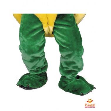 Pantalon mascotte tortue