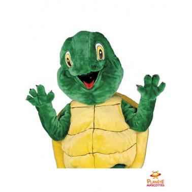 Costume mascotte tortue