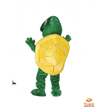 Dos mascotte tortue