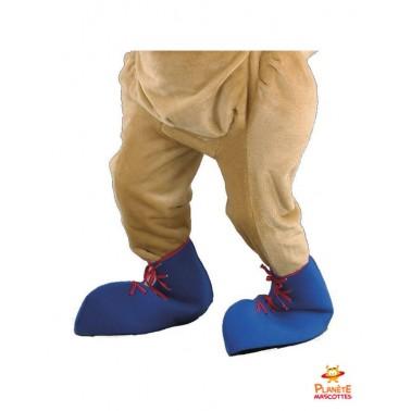 Pantalon costume mascotte kangourou