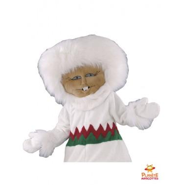Mascotte d'esquimau